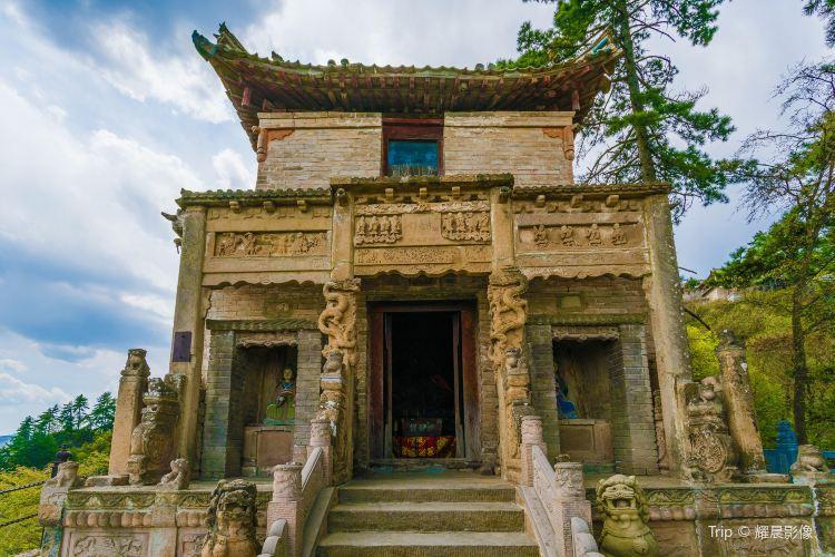 Wutai-huangcheng Sceneic Area3