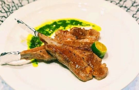 半島翡麗海鮮自助餐廳1