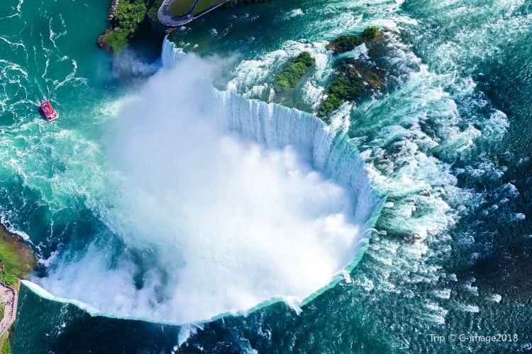 ナイアガラの滝(カナダ側)2