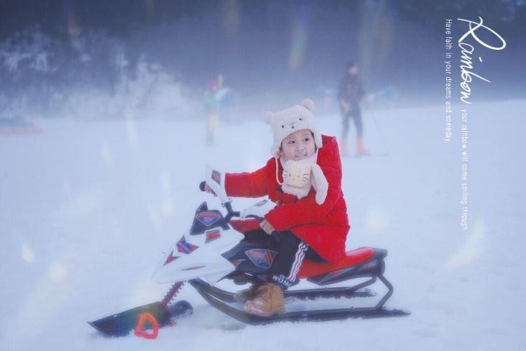 Shanglianggang Ski Resort4
