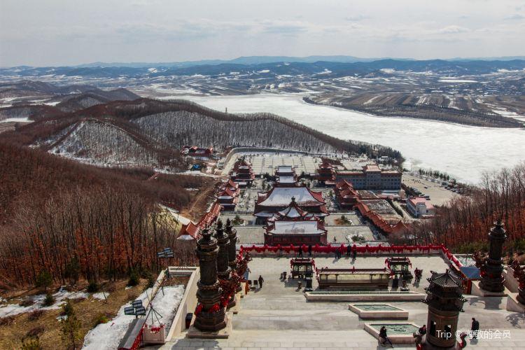 Liuding Mountain Cultural Tourism Zone1