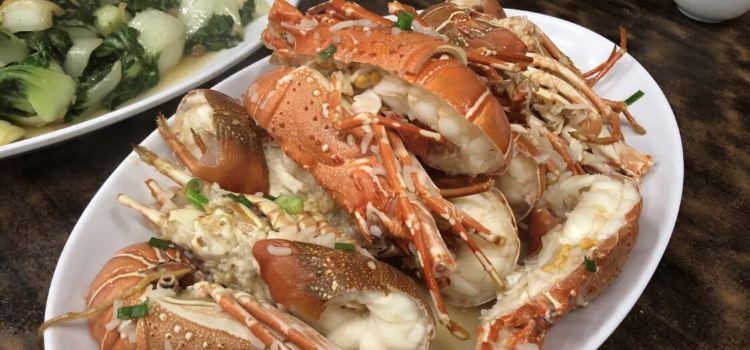 Pusing Public Seafood Restaurant, Seafood2