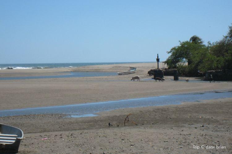 Las Peñitas Beach2