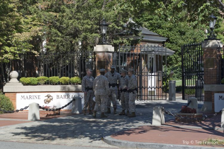 Marine Barracks Washington, 8th and I