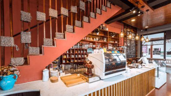 打鐵匠的咖啡館