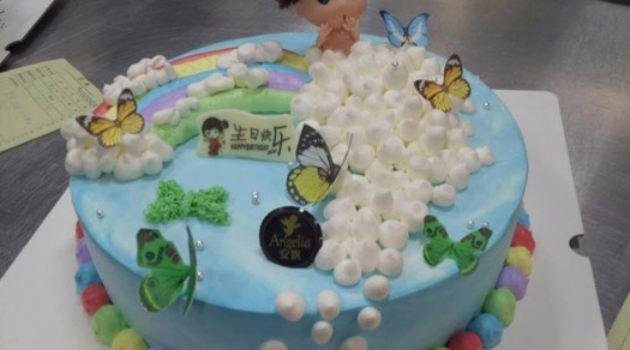 Angelia安旗蛋糕店3