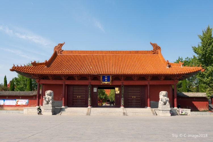 Tianjing Palace1