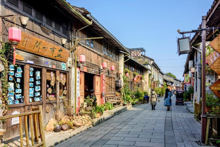 Guyan Huaxiang Scenic Area2
