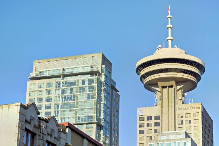 溫哥華觀景塔
