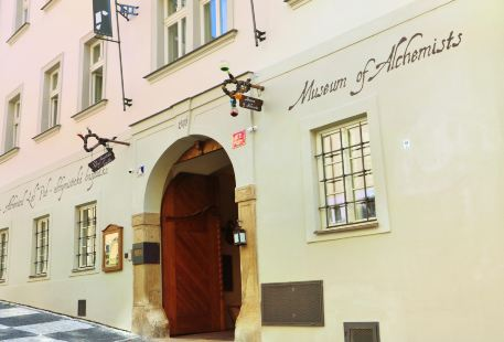 Museum of Alchemists and Magicians of Old Prague