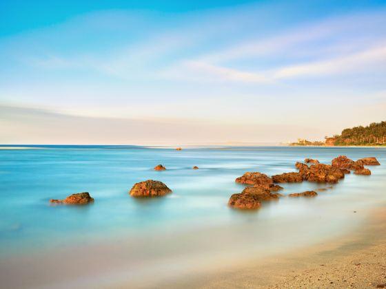阿桑灣海灘