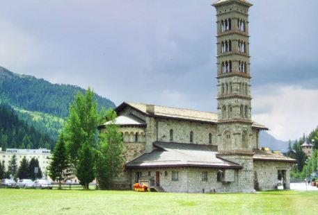 聖莫里茨溫泉聖卡爾教堂