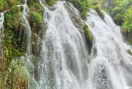 Laya Waterfall