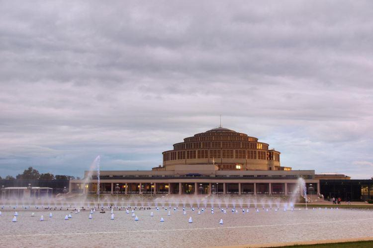 Centennial Hall (Hala Ludowa)1