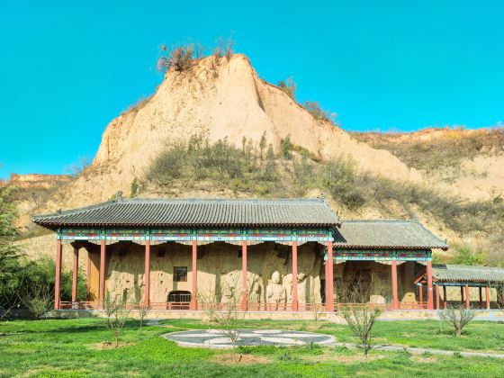 Gongyi Grottoes Temple
