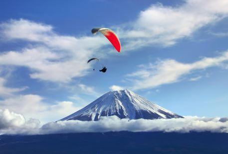 朝霧高原滑翔傘體驗