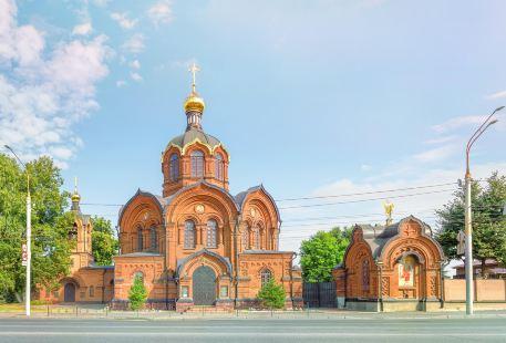 the Church of Archangel Michael