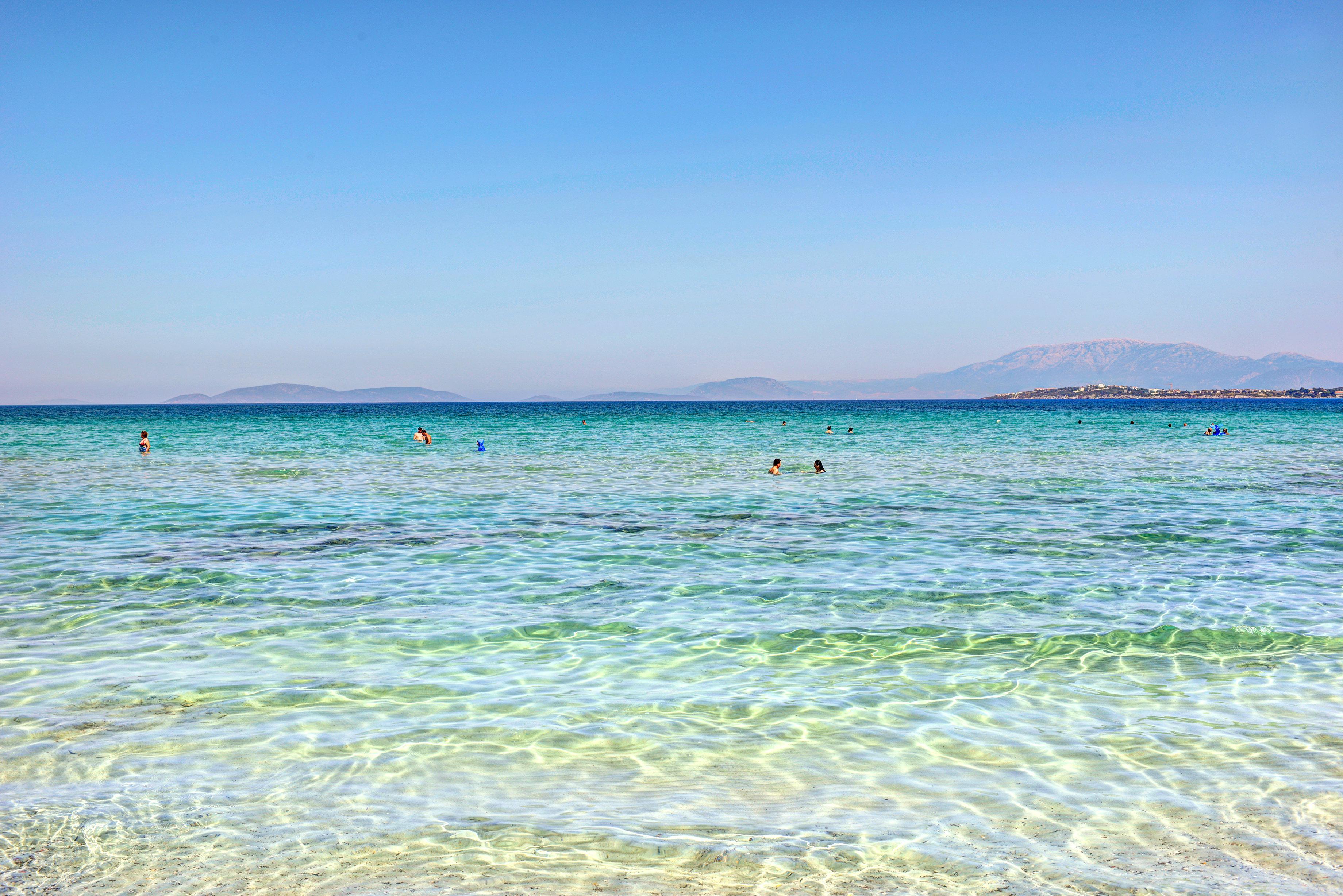 伊利卡海灘