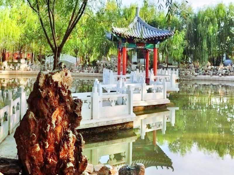 紀曉嵐文化園