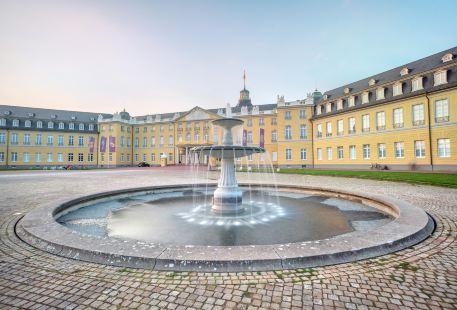 卡爾斯魯厄宮殿