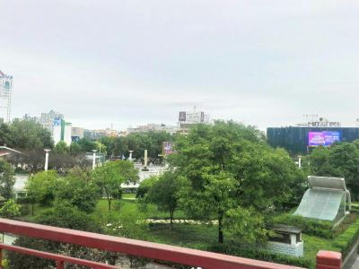 Hanzhong Central Square