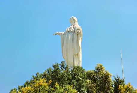 Virgen Cerro San Cristobal