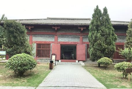 Wu's Tomb Stone Carving Museum