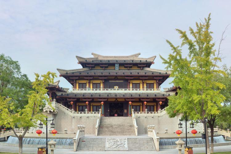 Peixian Han City Scenic Area