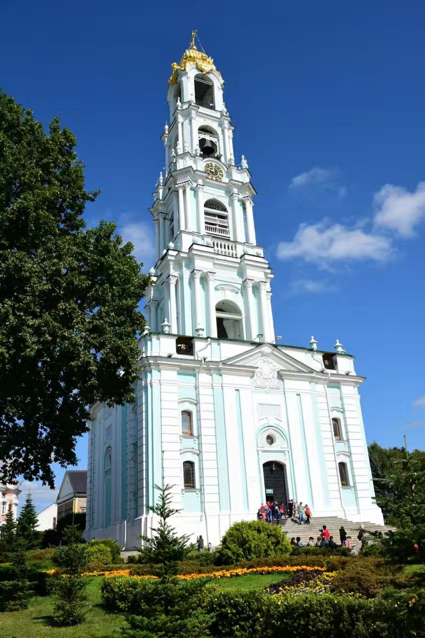 Trinity Monastery in Tyumen