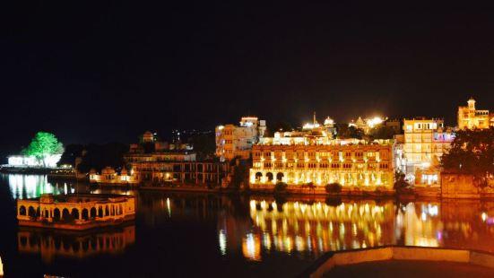 Shri Udai Palace restaurant