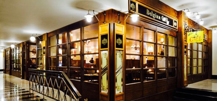 Belgian Cafe
