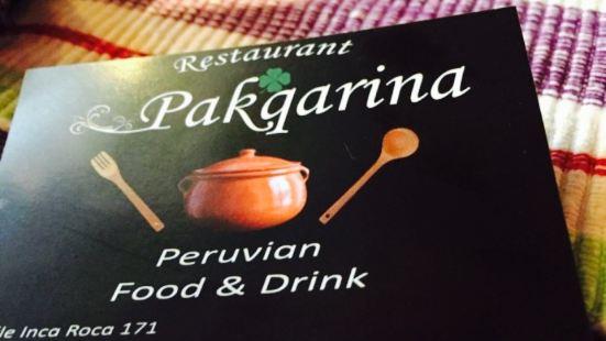 Pakaqarina