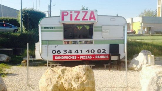 Chez Bastou Pizza Snack
