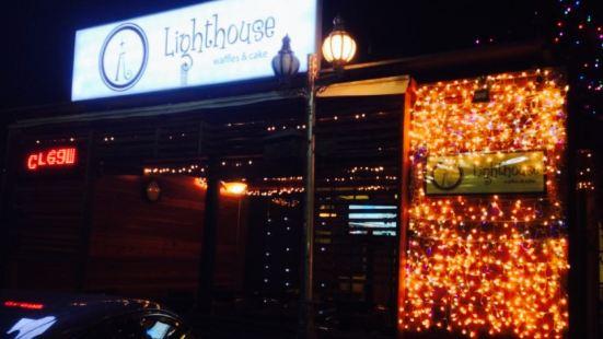 Lighthouse Waffle & Cake