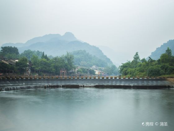 Liujiang Old Town