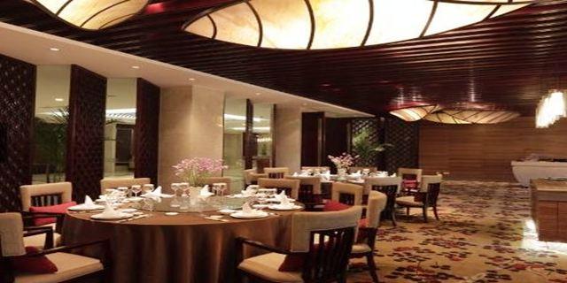 桐廬海博大酒店中餐廳滿庭芳