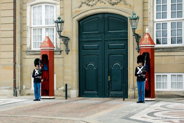 阿美琳堡宮3