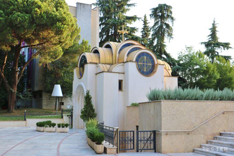 Resurrection of Christ Orthodox Cathedral of Tirana2