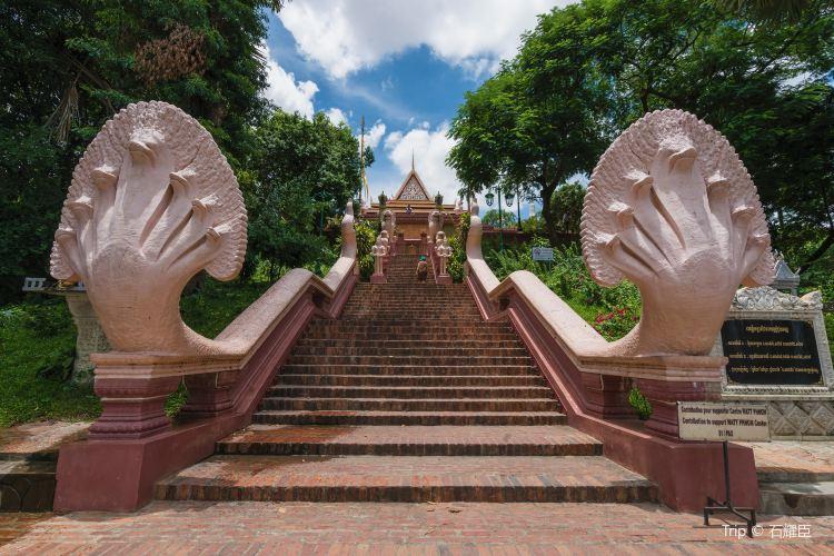Wat Phnom4