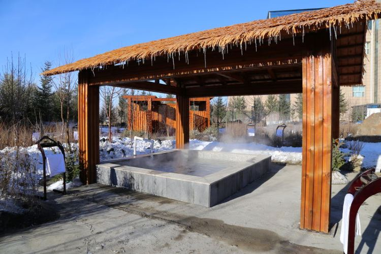 Wudalianchi Scenic Area Volcanic Magnetic Mineral Spring1