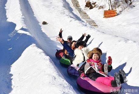 Ningxia Yuehai Ski Resort