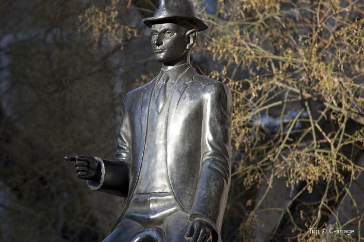 Kafka Monument1