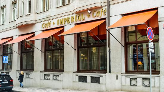 Cafe Imperial