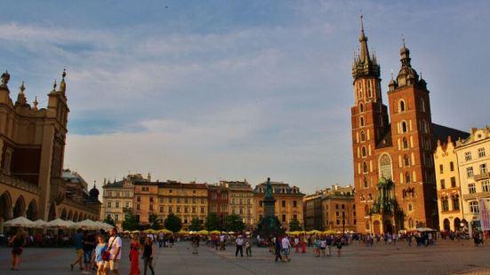 Free Walking Tour Kraków