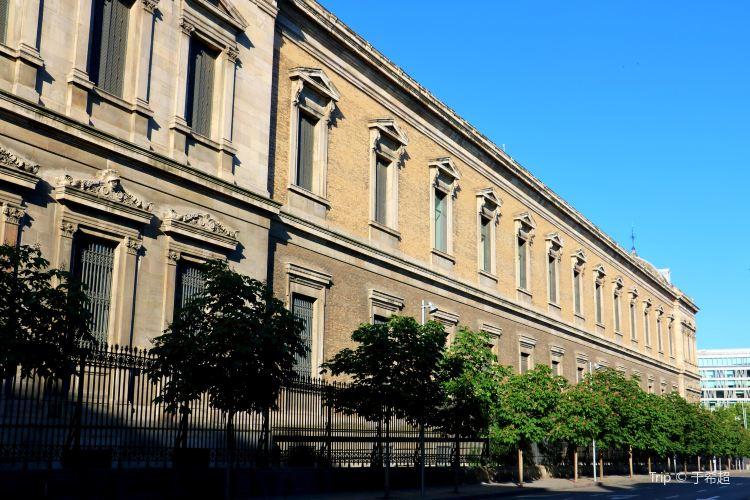 馬德里國立考古博物館1
