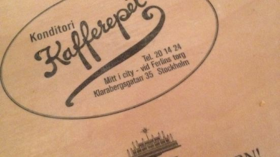 Cafe Kafferepet