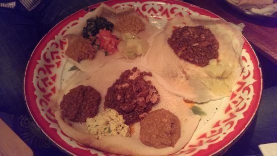 Addis Red Sea Ethiopian Restaurant