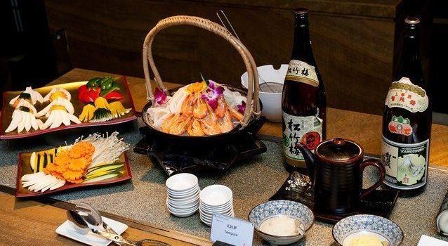 君來洲際酒店吳粵一號中餐廳