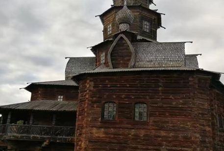 小木屋博物館