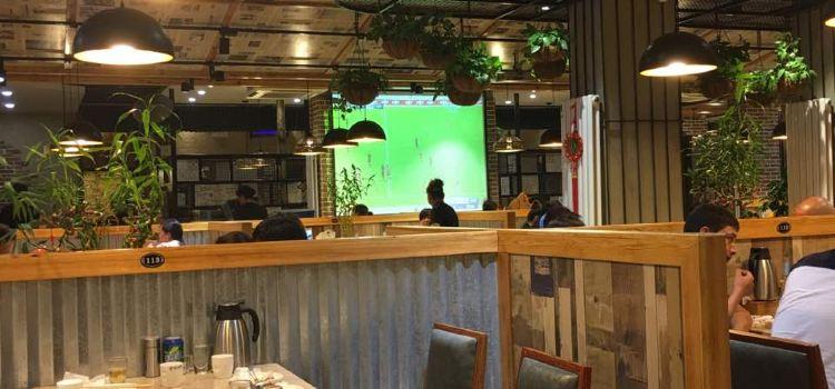 金太陽海鮮燒烤(西南路店)
